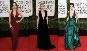 Golden Globes Fashion 2016: Hits, Misses and Trends We Loved