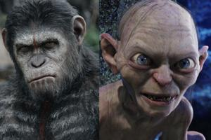 Here's What a Conversation Between Gollum and Caesar Might Look Like