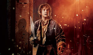 Giveaway: Win a Mega 'The Hobbit: The Desolation of Smaug' Prize Pack Filled with Cool Accessories