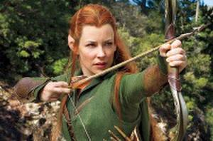 'The Hobbit' Photo: Here's Our First Look at Evangeline Lilly's Archer Elf