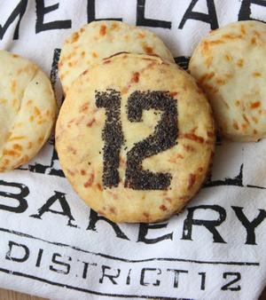 Revolutionary Idea: District 12 Cheese Buns