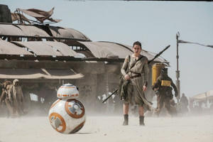 Behind the Secrets of 'The Force Awakens'