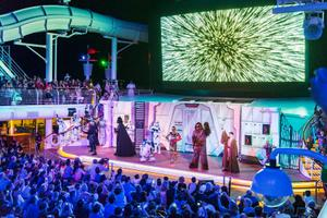 Set Sail with the Force: An Inside Look at Disney's New 'Star Wars' Cruise