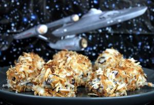 Tasty Tribbles Celebrate 'Star Trek Beyond'