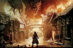 Watch: 'The Hobbit: Battle of the Five Armies' Trailer Marches into War