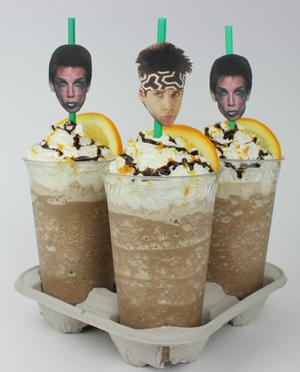 Zoolander Frappes, Anyone?