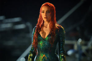 'Aquaman' Director Reveals Amber Heard's New Look As the Queen of Atlantis