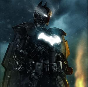 See What Batman, Superman and Wolverine Would Look Like with Iron Man Armor