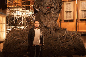 "Q&A: Director J.A. Bayona, on 'A Monster Calls' -- and His ""Dangerous"" 'Jurassic World 2'"