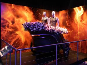 The 5 Coolest Parts of the New 'Hunger Games Exhibition'