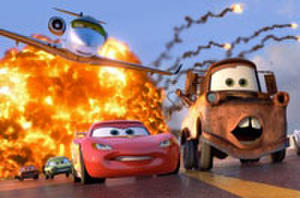 'Cars 2' Trailer Speeds Online