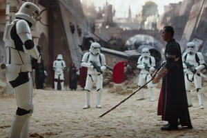 Watch New Footage in New 'Rogue One: A Star Wars Story' Chinese Trailer