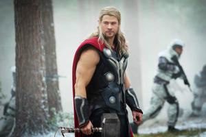 Watch: Here's the Hilarious Reason Why Thor Wasn't in 'Captain America: Civil War'
