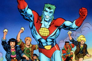 'Captain Planet' Movie Heading to Big Screen, Maybe with Leonardo DiCaprio