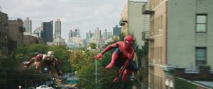 Tom Holland Says His Spider-Man is In 'Iron Man 2'
