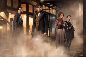J.K. Rowling Has Already Written the 'Fantastic Beasts and Where to Find Them' Sequel