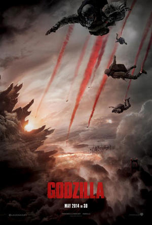 'Godzilla' Rampages and Roars in First Trailer