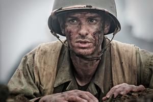 Watch: The First 'Hacksaw Ridge' Trailer Showcases Another True War Story from Mel Gibson