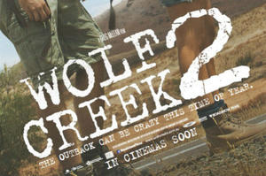 "'Wolf Creek 2' Trailer: In the Outback, ""People Like Me Eat People Like You"""