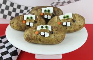 Celebrate 'Cars 3' with 'Mater Potaters'