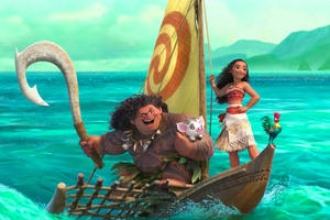 This New 'Moana' Teaser Is a Slice of Beautiful Magic