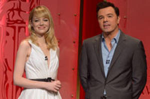 Seth MacFarlane Brings the Funny at Today's Oscar Nominations