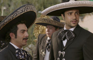 Exclusive: Go Behind the Scenes of 'Pulling Strings' with Jaime Camil and Omar Chaparro
