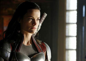 Sneak Peek: Jaimie Alexander Brings 'Thor' Sidekick Lady Sif to 'Agents of S.H.I.E.L.D.'