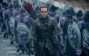 Watch Matt Damon Fight Monsters in China in 'The Great Wall' Trailer