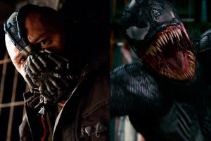 Tom Hardy Goes from Bane to 'Venom' for Sony