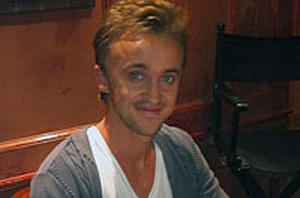 Tom Felton Tweets 'Harry Potter' Interview