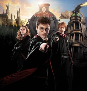 Harry Is Back: Experience The Wizarding World of Harry Potter