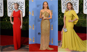 The 2016 Golden Globes Red Carpet