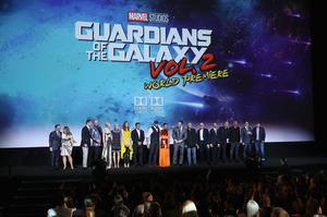 The 'Guardians Of The Galaxy Vol. 2' Premiere