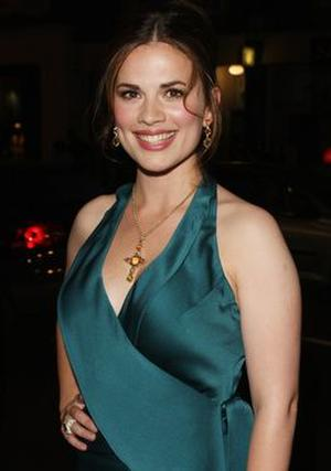 Hayley Atwell - Freedom Fighter