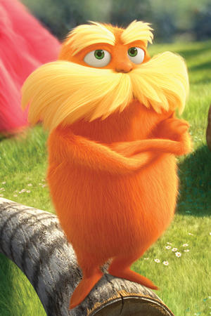Dr. Seuss' The Lorax Production Stills