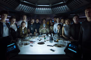 Watch: Ominous 'Alien: Covenant' Prologue Echoes the Original's Iconic Dining Scene