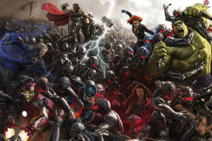 Rumor Patrol: A Casting Call Claims These Are the Heroes of 'Avengers: Infinity War'