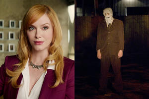 Christina Hendricks Will Probably Have a Very Bad Time In 'The Strangers 2'