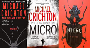 Tiny People Will Flee Giant Insects As Michael Crichton's 'Micro' Goes Big Screen