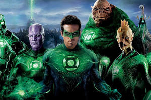 Tom Cruise and Ryan Reynolds Are on the Short List of Actors for 'Green Lantern Corps'