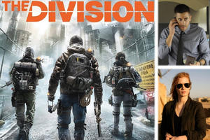 Jake Gyllenhaal and Jessica Chastain to Star in Video Game Adaptation 'The Division'