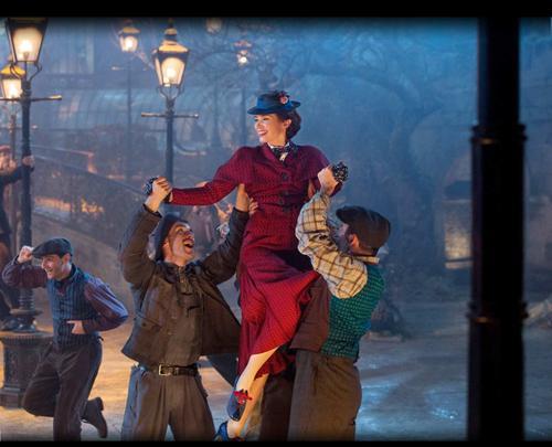 Mary Poppins Returns 2018 Fandango