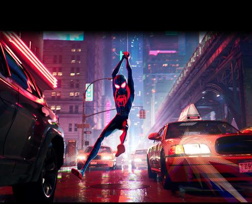 Spider Man Into The Spider Verse Fandango