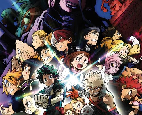My Hero Academia Heroes Rising Times Movie Tickets Showtimes Fandango