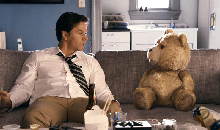 See a Real-Life 'Ted' in These Cute Valentine's Day Photos...