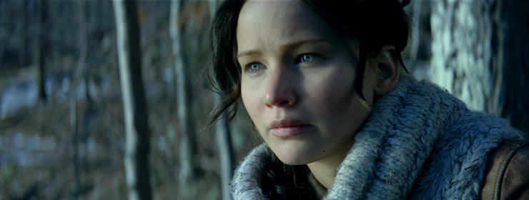 Film Face-off: 'The Hunger Games: Catching Fire' vs. 'The Hunger Games: Mockingjay - Part 1'...
