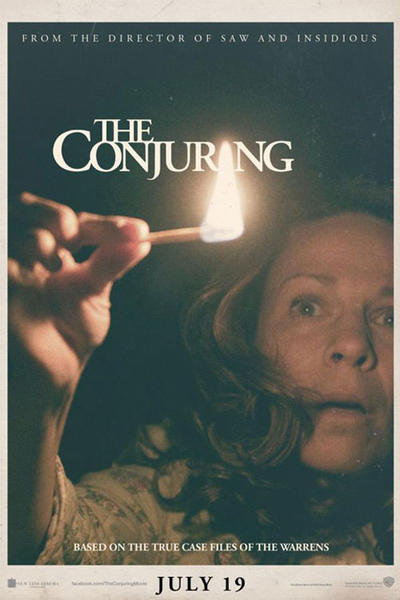 James Wan to Direct 'The Conjuring 2' and Potentially a DC Comics Movie...