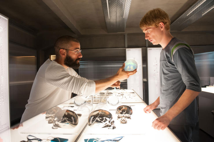 The Cryptic Easter Egg in 'Ex Machina' That You Probably Didn't See...