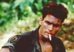 an analysis of war as portrayed in the film platoon In this essay on oliver stone's film platoon, reprinted below, cawley  the  movie and the vietnam veterans know that war can't be played like.